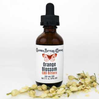 Orange Blossom CBD Bitters